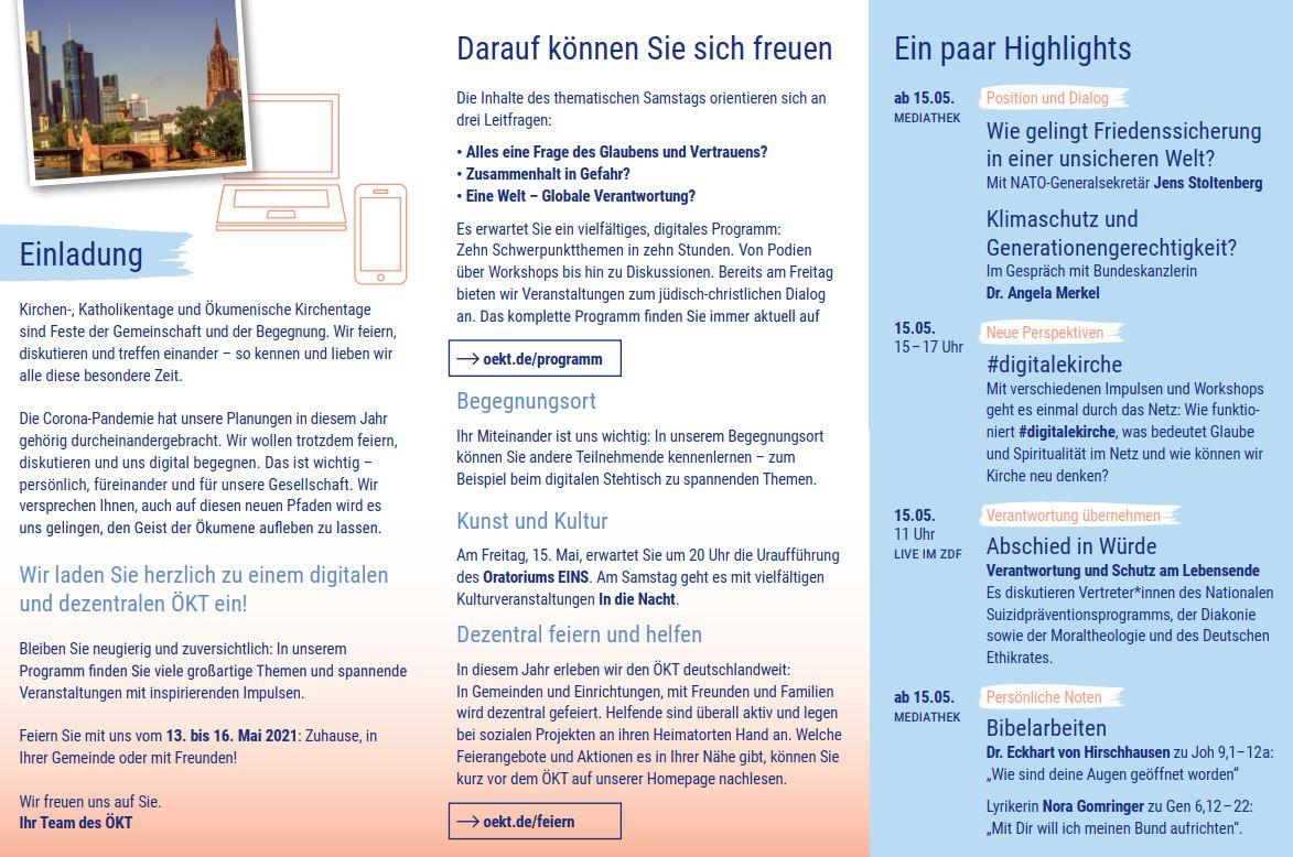3. OEKT Programm 2