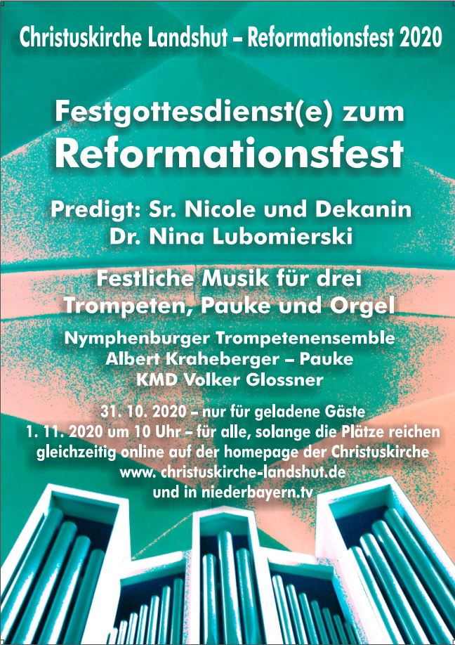Reformationsfest 2020