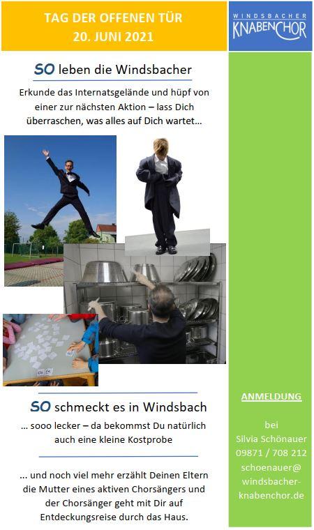 Windsbacher Tag der offenen Tür 2