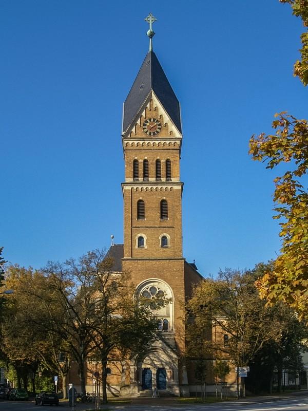 Pfarramt Christuskirche